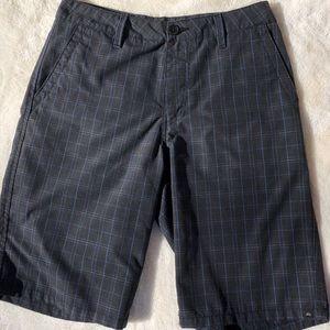 Quiksilver Mens Flat Front Chino Shorts sz 30